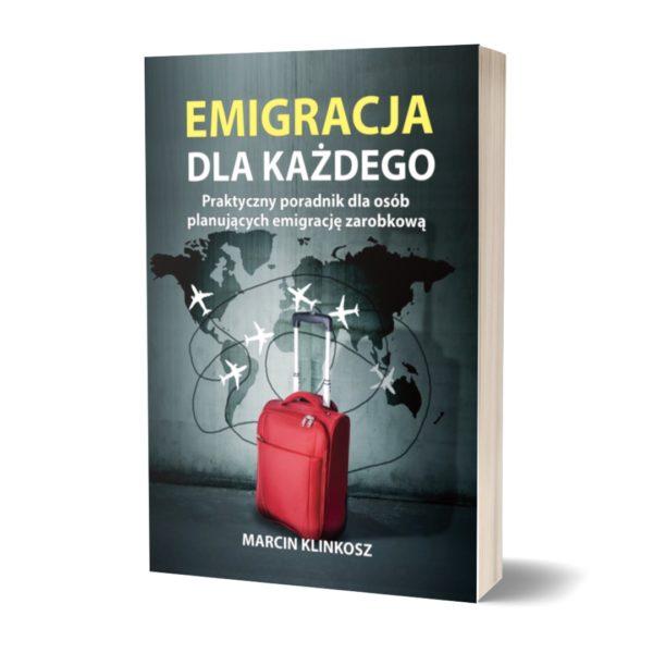 Emigracja dla Każdego książka